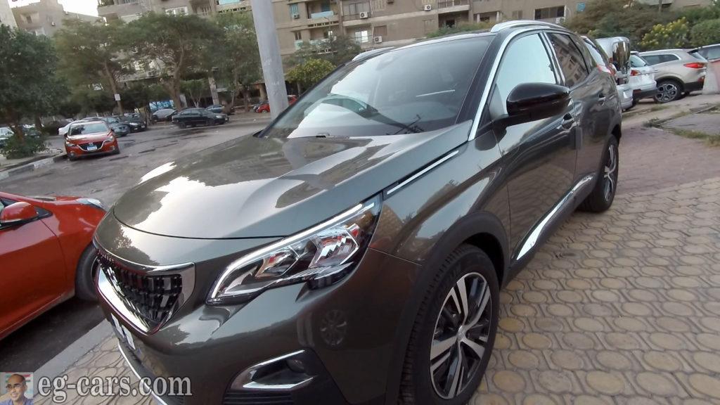 مواصفات بيجو 3008 2020 سيارات مصر